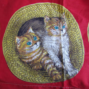 NWOT Cats Kitchen Apron